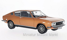 #054 - BoS Audi 100 Coupe S - kupfer  - 1973 - 1:18