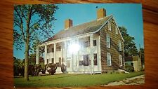 "VINTAGE POSTCARD  ""ORANGE WEBB HOUSE "" ORIENT,LONG ISLAND,N.Y.1930-40s."