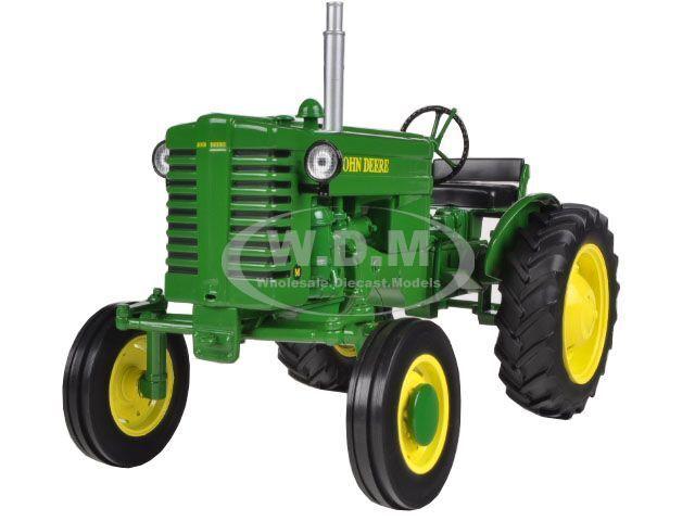 John Deere  1947 modèle  M  grand Front Tractor 1 16 Diecast modèle specCast JDM252  cherche agent commercial