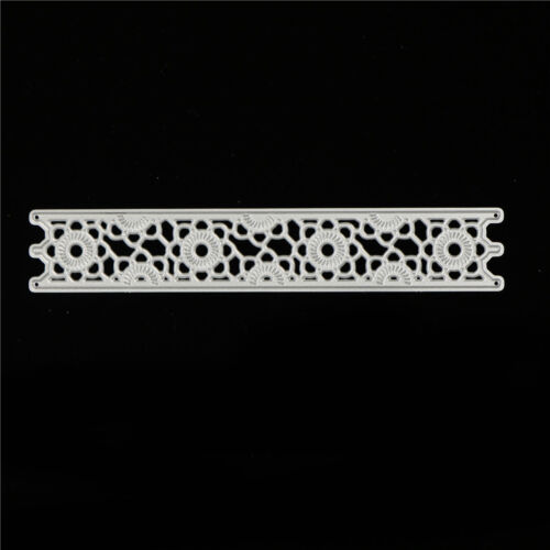 Strip Metal Cutting Dies For DIY Scrapbooking Cards Album Paper Cards LwBWUS