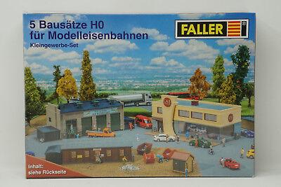 Art Faller Bausatz Miniaturwelten H0 ADAC Gebäude 1:87 130488
