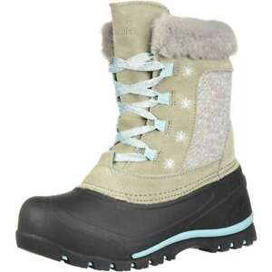 1 Medium US Little Kid Berry Northside Girls Snowbird Snow Boot