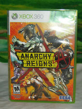 Anarchy Reigns (Microsoft Xbox 360, 2013)