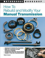 How To Rebuild & Modify Your Manual Transmission
