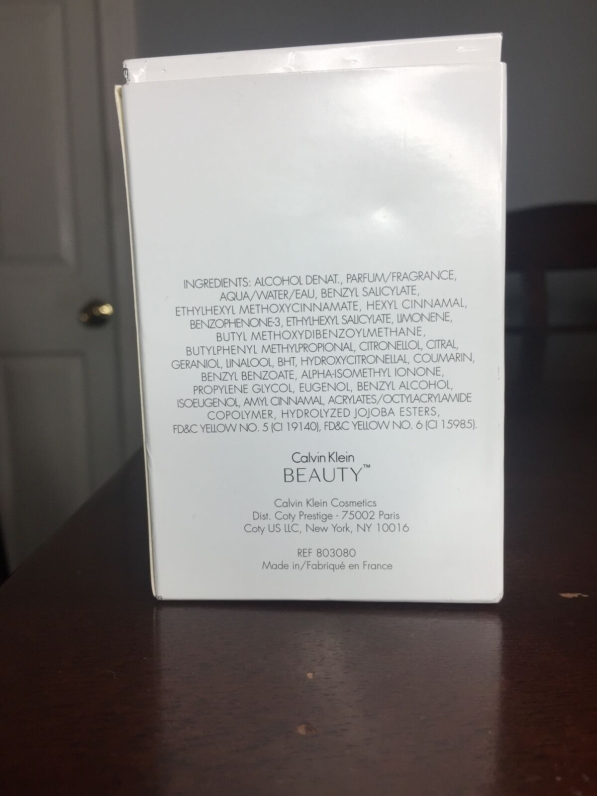 Calvin Klein Beauty 34oz Womens Eau De Parfum Ebay Original For Women Norton Secured Powered By Verisign