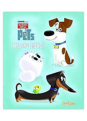 1 of 1 - The Secret Life of Pets Max and Friends by Centum Books (Hardback, 2016)