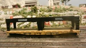 Athearn HO Car Loader Norfolk Southern, Upgraded, Exc..