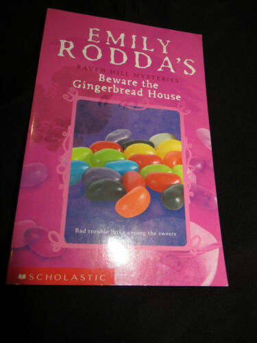 1 of 1 - Beware the Gingerbread House by Emily Rodda PB 2004 Out of Print