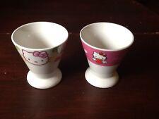 SANRIO HELLO kITTY CUPS X 2
