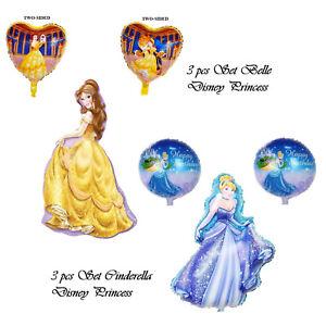 3-pcs-Disney-Princess-Cinderella-Belle-Happy-Birthday-Girl-Foil-Balloons-Party