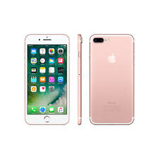 "Apple iPhone 7 Plus (A1784) 128GB iOS Unlocked Gold 5.5"" Smartphone (276024)"