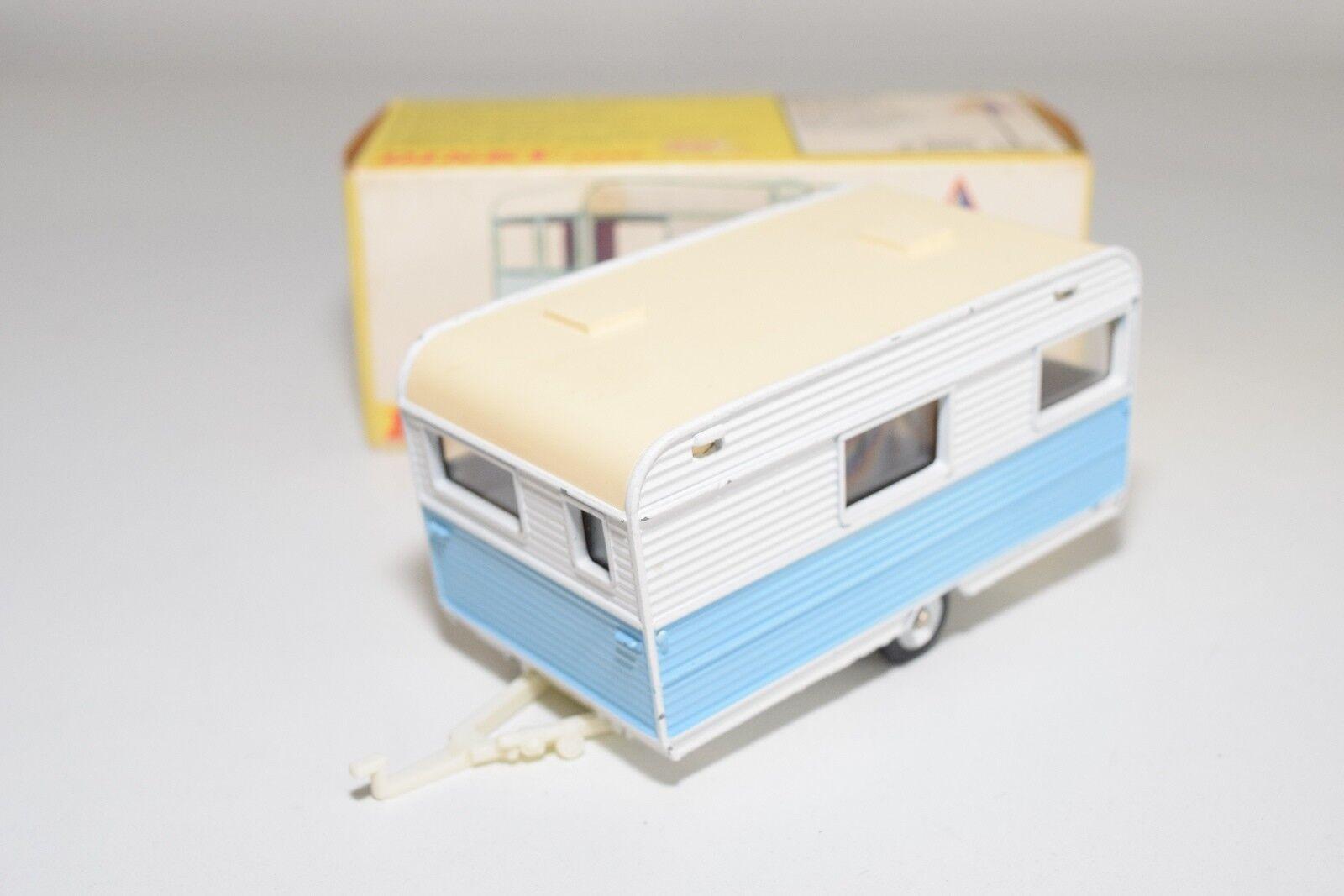 U 1 43 dinky spielzeug 564 wohnwagen caravane caravelair 420 in der nähe von mint umzingelt