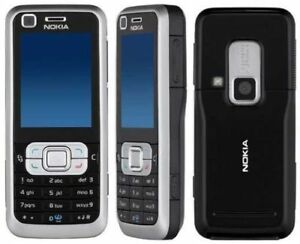Brand-New-NOKIA-6120-CLASSIC-Black-White-Unlocked-Bar-Phone-with-Warranty