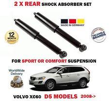 für Volvo XC60 D5 2.4 AWD 2008- > 2x Hinterachse Stoßdämpfer Shocker Set
