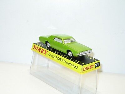 Repro box Dinky nº 1419 Ford Thunderbird Coupe