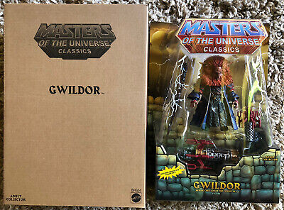 Gwildor MASTERS OF THE UNIVERSE Classics MOTU Sealed w Box