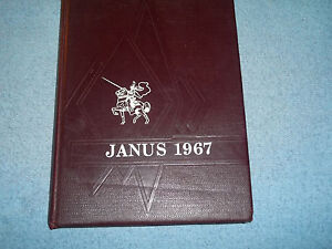 1967-DELSEA-REGIONAL-HIGH-SCHOOL-YEARBOOK-FRANKLINVILLE-NJ-JANUS-NO-WRITING