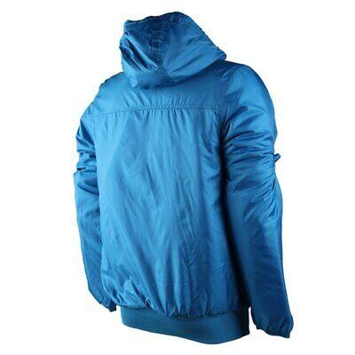 ADIDAS Padded Aqua Blue Winter Jacket