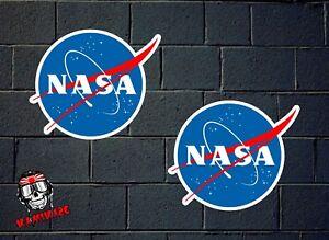 PEGATINA STICKER AUTOCOLLANT ADESIVI AUFKLEBER DECAL NASA - España - PEGATINA STICKER AUTOCOLLANT ADESIVI AUFKLEBER DECAL NASA - España