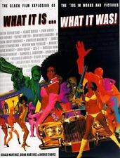 What It Is... What It Was!; The Black Film Explosion of the '70s in Words and Pi