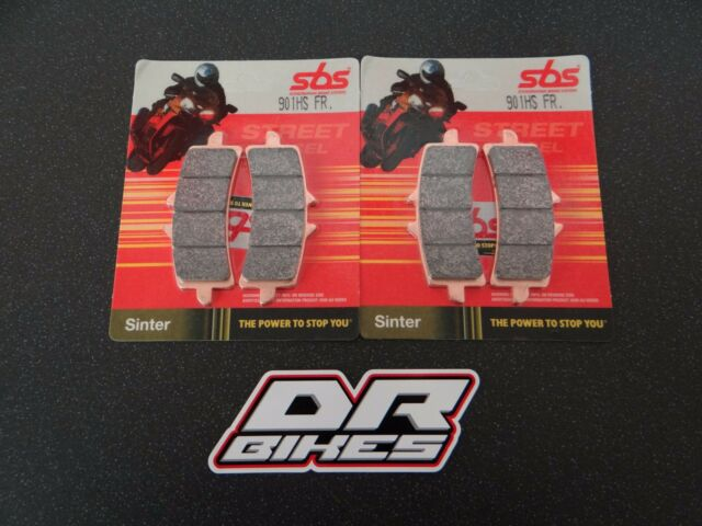 Aprilia RSV4-RF 1000 2015 - 2018 SBS Street Sintered Front Brake Pads 901HS