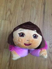 New With Tags Dora The Explorer Pillow Pets Pee Wees With Backpack Nickelodeon