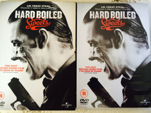 1 of 1 - Ian Hart HARD BOILED SWEETS ~ 2012 Crime Thriller | UK DVD with Slipcover