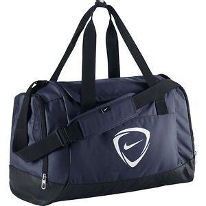 Image Is Loading Nike Mens Club Team Duffle Sports Bag Training