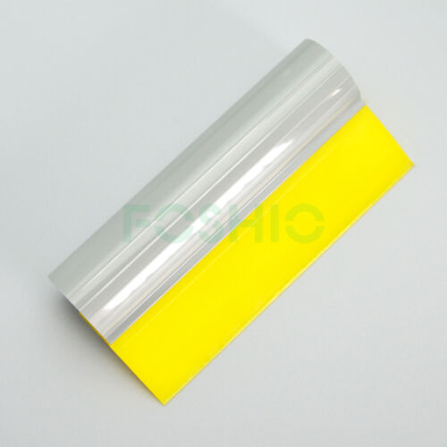 3 Kind Yellow Turbo Squeegee Window Tinting Film Installation Tool Water Scraper