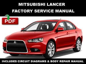 mitsubishi 2012 2013 lancer oem service repair workshop rh ebay com 2012 Mitsubishi Lancer Evolution GSR 2015 Mitsubishi Lancer Evolution