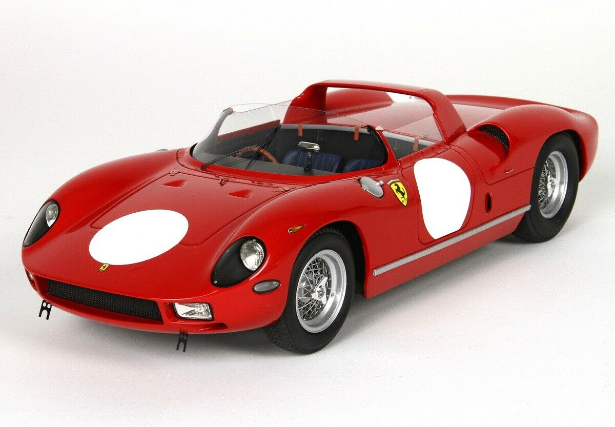 Ferrari 250 P Press Version 1 18 - BBRC 1826 A BBR