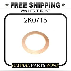 CAT 2K0715 WASHER-THRUST  for Caterpillar