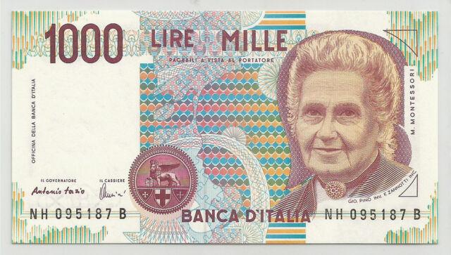 REPUBBLICA ITALIANA - 1000 Lire