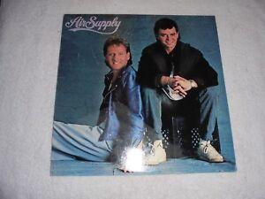 Self-Titled-By-Air-Supply-Vinyl-1985-Arista-Used-Original-LP-33-Album