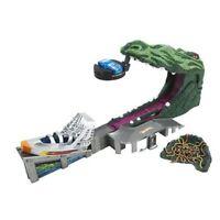 Hot Wheels Crazy Croc Playset Mattel
