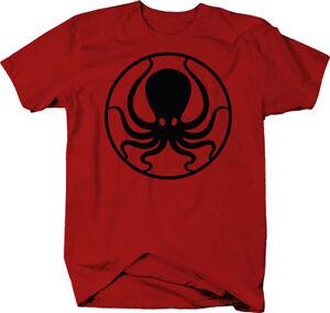 Octopus-Kraken-Squid-Sea-Ocean-Life-Color-T-Shirt