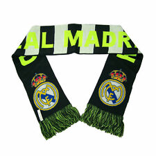 Real Madrid Scarf Winter RM Grey Bar New Season