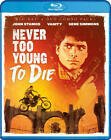 Never Too Young to Die - Blu-Ray Region 1