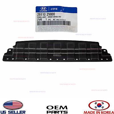Passenger Side Splash Shield For 2013-2015 Hyundai Veloster Front