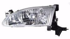 1998 1999 2000 TOYOTA COROLLA HEADLIGHT HEADLAMP LIGHT LAMP LEFT DRIVER SIDE