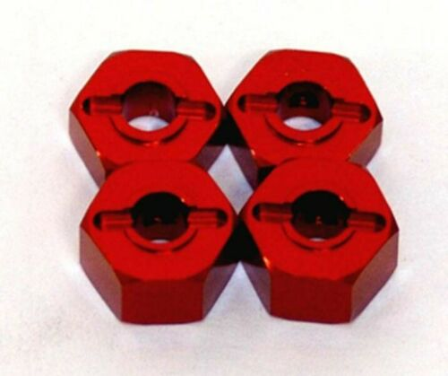 Lock-Pin Hex Adapter Slash//Stampede//Bandit NEW STRC ST3654-12R Alum