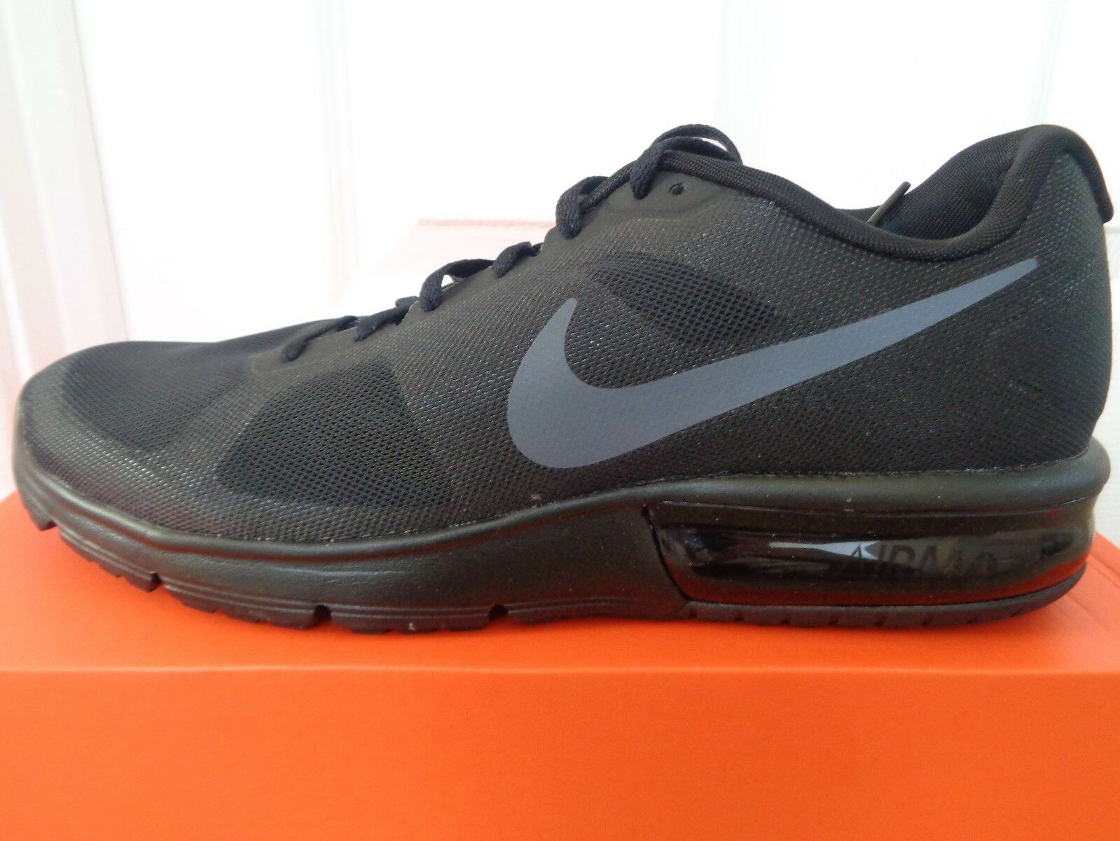 b0143f55a5 Nike Air Max Sequent trainers shoes 020 uk 9 eu 44 10 NEW IN BOX us 719912  nnbtui2118-Men's Trainers