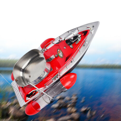 DE RC Fishing Bait Boat Fish Finder Lure Ship Remote Control 300 Meters DHL