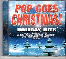 (EU398) Pop Goes Christmas! Holiday Hits - 2011 Sealed CD