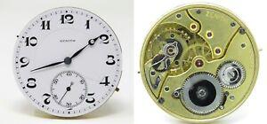 Orologio Zenith mechanic watch vintage diameter 42 mm clock mechanical montre