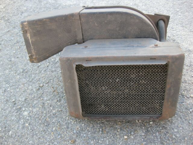 1953 1954 1955 1956 ORIGINAL FORD PICKUP TRUCK Heater core & box  Nice Used Cond