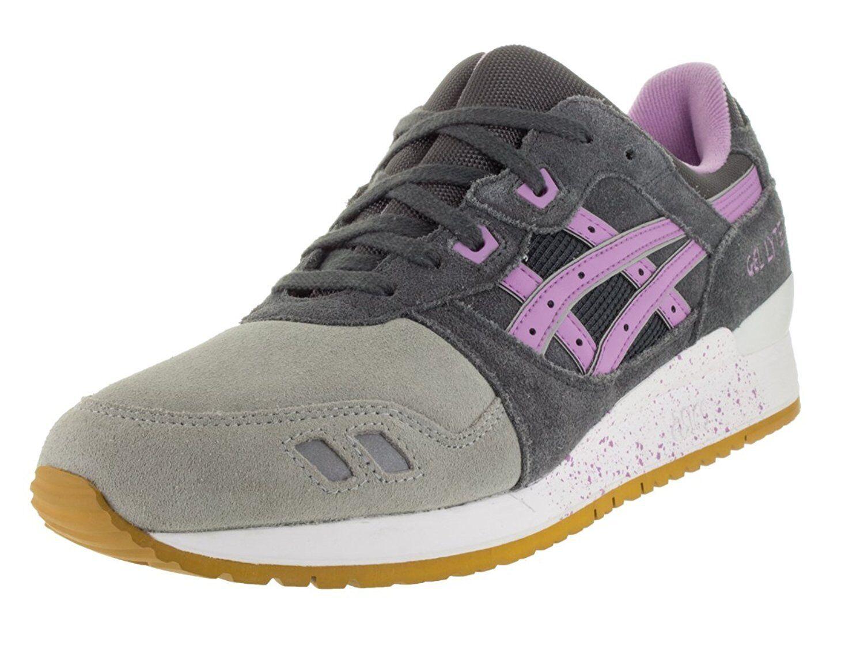 Asics H503K-1635 Gel-Lyte III Men US  Gray Running Shoe- Choose SZ/Color.
