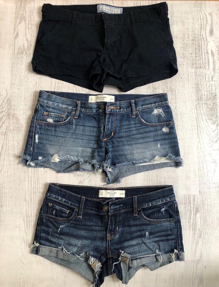 Shorts, Abercrombie & Fitch shorts, Abercrombie & Fitch