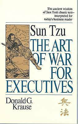 1 of 1 - Art of War Executives: Sun Tzu's Classic Text Interpreted for Business.mnf162