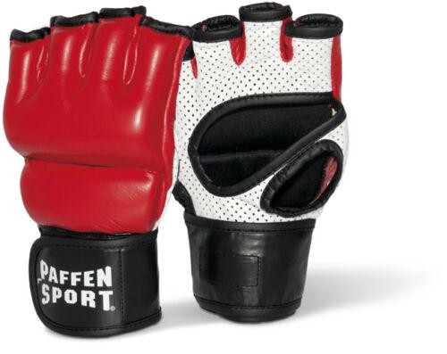 Paffen Sport Contact Air Freefight-Handschuh rot//schwarz//weiß